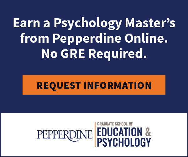 Pepperdine University Online Master of Psychology