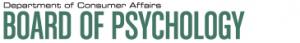 california-board-of-psychology